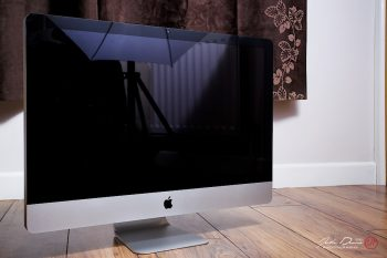 2011 iMac 27-inch Front by John Dunne.