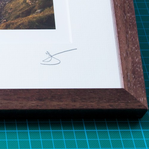 An image of a finished Framed print Print from John Dunne Photography by John Dunne.