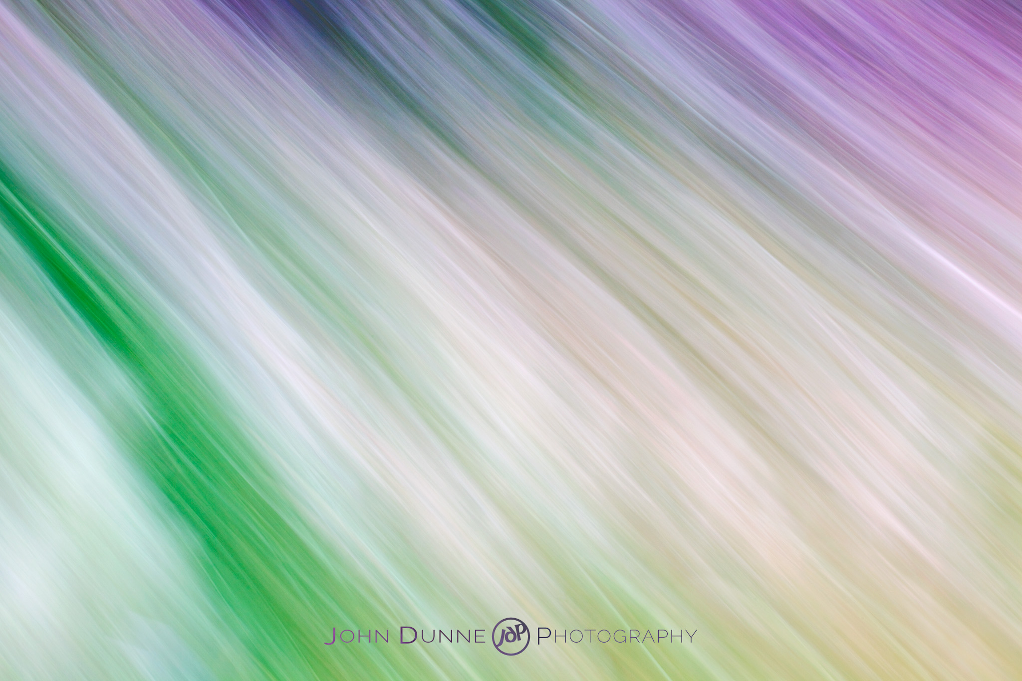 Autumnal Abstract #02 by John Dunne.