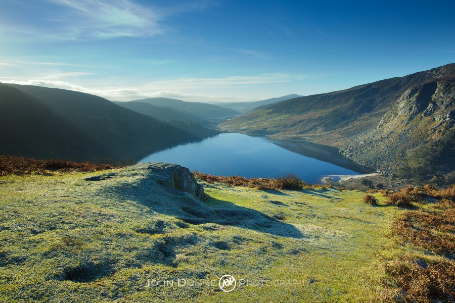 Early Morning upon Lough Tay by John Dunne.