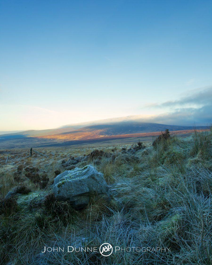 Morning Light Upon the Hillside by John Dunne.