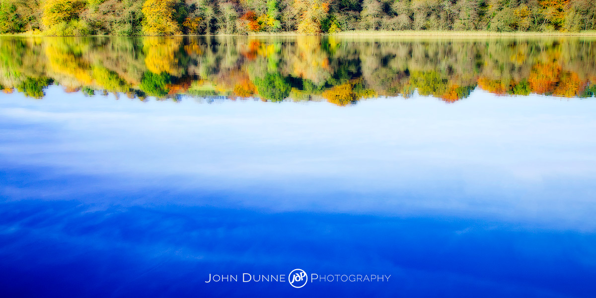 Reflections of Autumn by John Dunne.