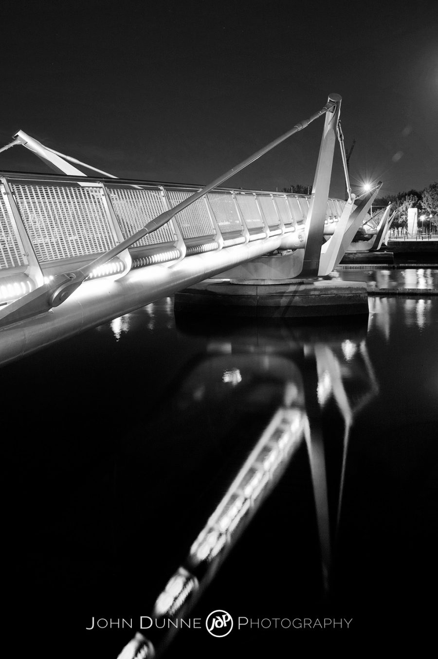 Spanning the Darkness by John Dunne 2008.