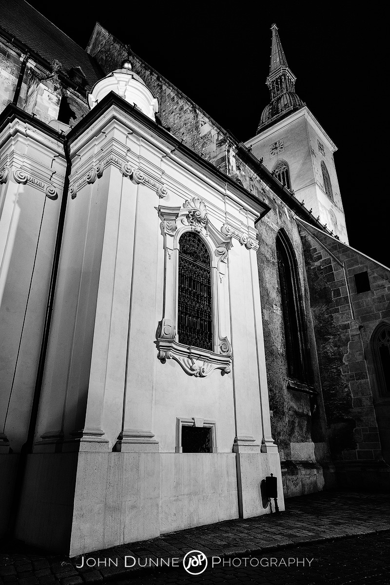 St. Martin's Cathedral #3 by © John Dunne 2014, all rights reserved.