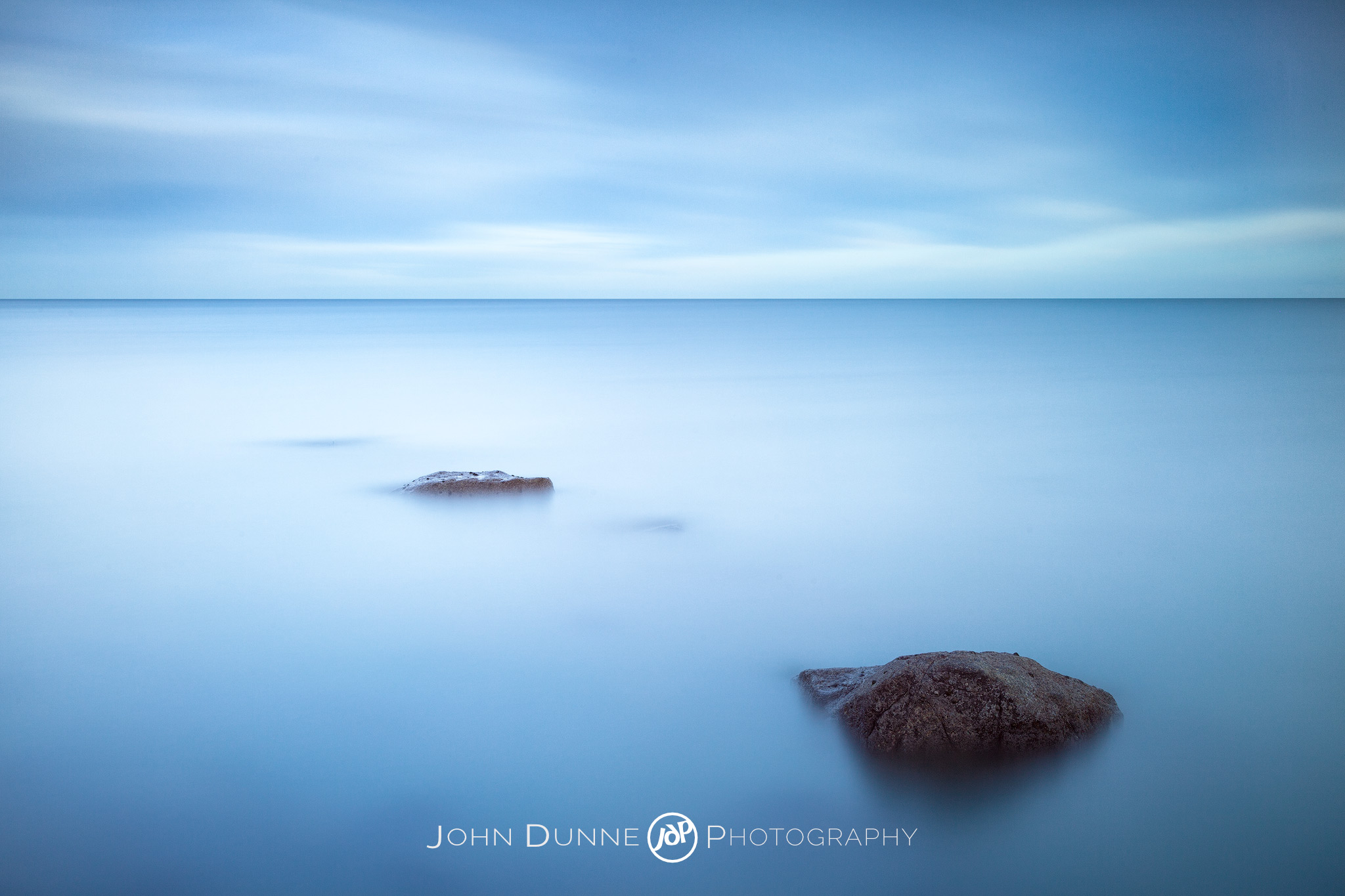 Stepping Into the Unknown by John Dunne.