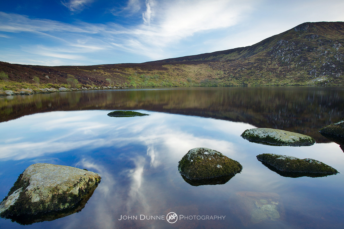 Stillness Upon the Lough by John Dunne.