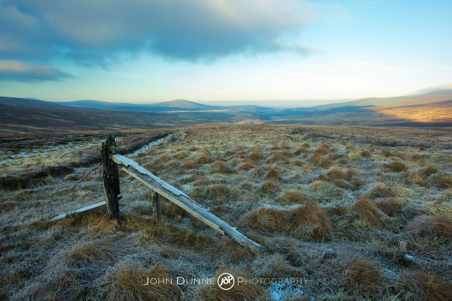 The Fence and the Field by John Dunne.