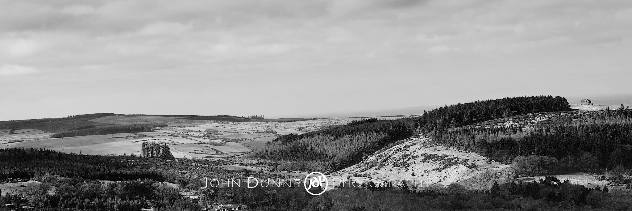 The Ruin on the Hill by John Dunne.