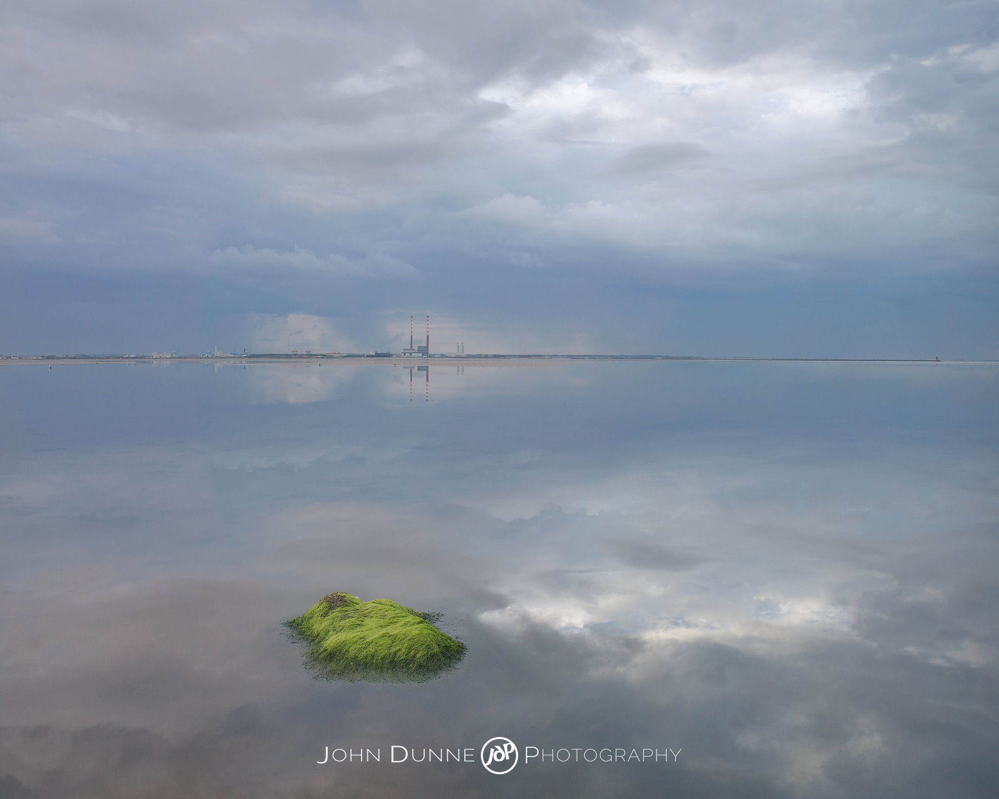 The Stillness after the Storm - Calm, Tranquil, Stillness by John Dunne.
