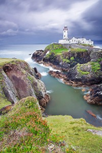 Wild Seas at Fanad Lighthouse by John Dunne.