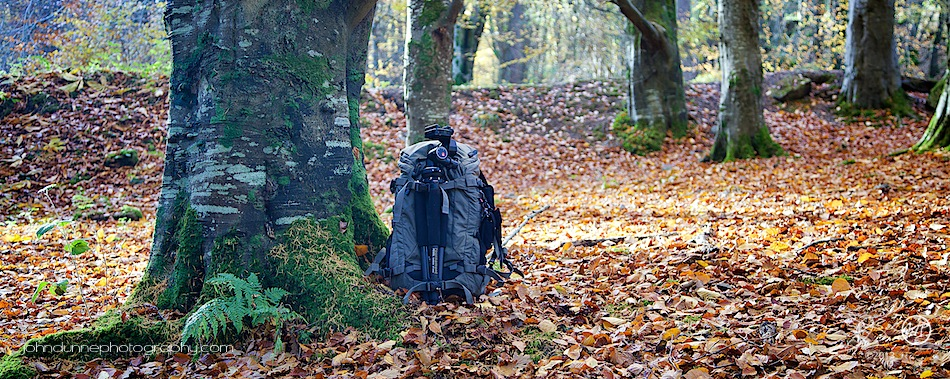 f-stop Loka Camera Bag Review - Context 1 by John Dunne.