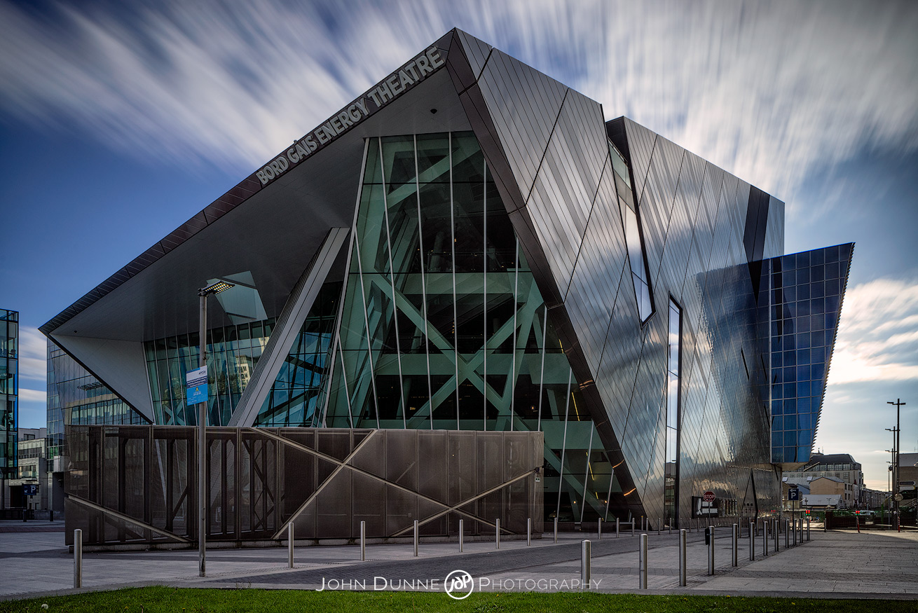 Bord Gais Energy Theatre by © John Dunne 2015, all rights reserved.