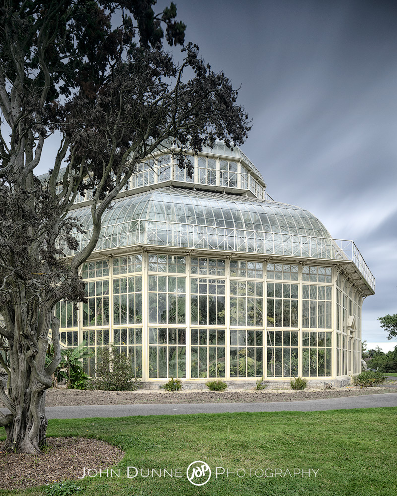 Botanic Gardens 03 by © John Dunne 2015, all rights reserved.