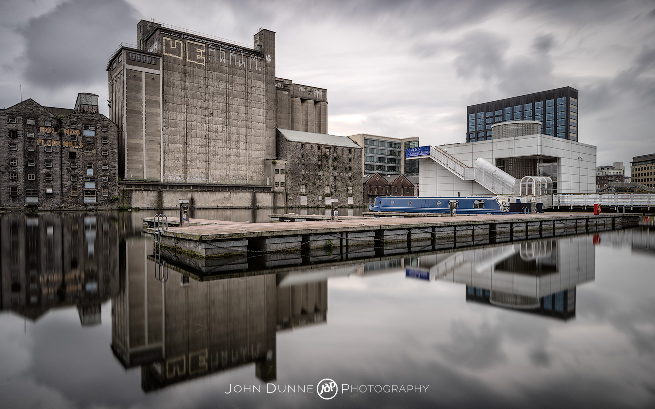 Grand Canal Dock 02 by © John Dunne 2015, all rights reserved.