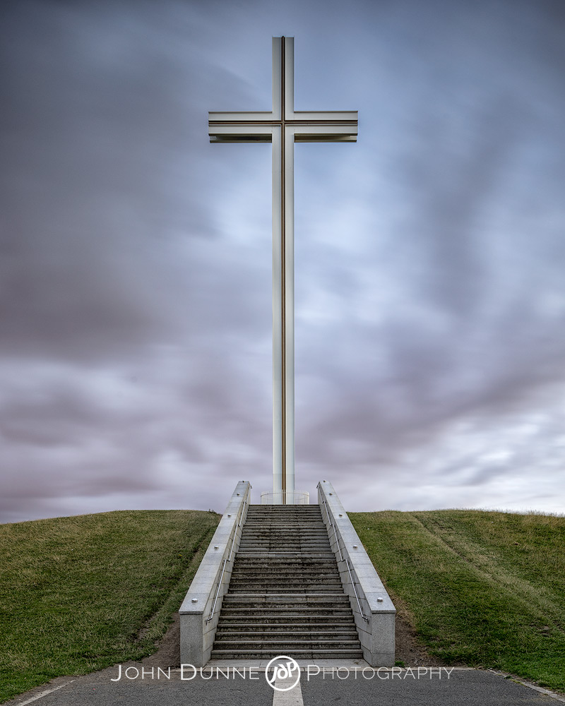 Papal Cross by © John Dunne 2015, all rights reserved.