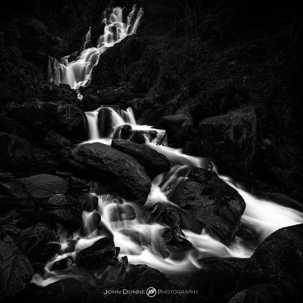 Torc Waterfall #1 by John Dunne.