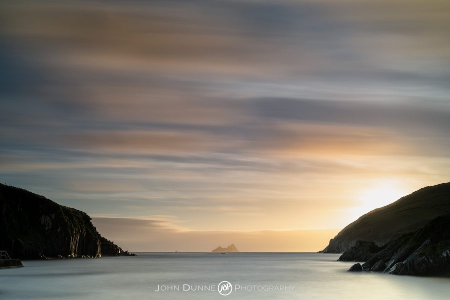 Ballinskelligs View #1 by © John Dunne 2016, all rights reserved.