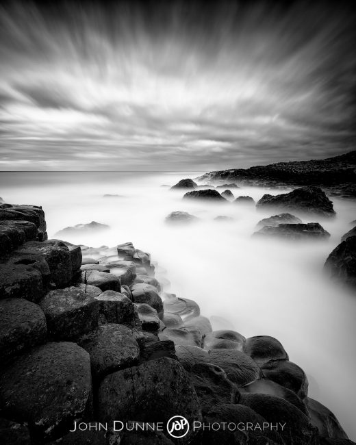 Giant's Causeway #1 by © John Dunne 2016, all rights reserved.