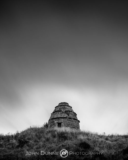 The Dovecot of Dunure Castle by © John Dunne 2017, all rights reserved.