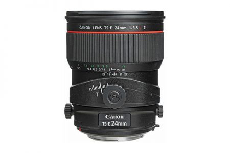 Canon TS-E 24mm f_3.5L II Tilt-Shift Lens by .