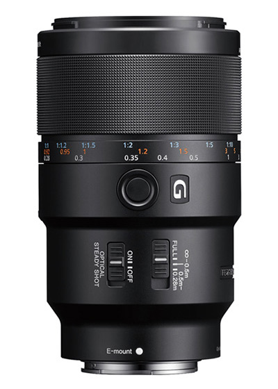 Sony FE 90mm F2.8 Macro G OSS by .