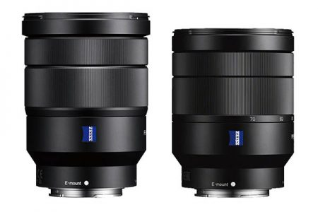 Sony Zeiss FE Two by .
